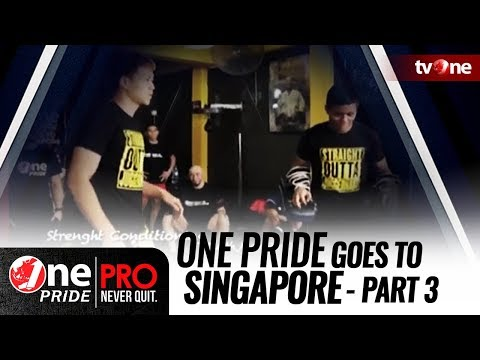 One Pride Goes to Singapore [Episode 3]