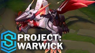 PROJECT: Warwick Skin Spotlight - Pre-Release - League of Legends