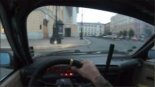 Смотреть видео Дрифт на Е30 в санкт-петербурге онлайн