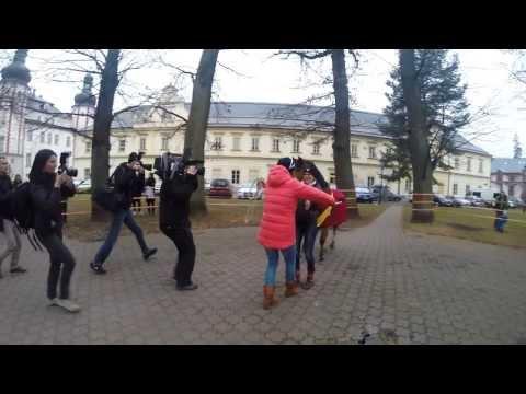 GoPro - Eva Samkova - Vrchlabi celebrations