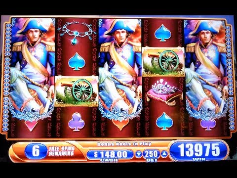 King of Africa 25 Free Spins Bonus WMS Slot Machine from YouTube · High Definition · Duration:  4 minutes 27 seconds  · 619 000+ views · uploaded on 08/02/2013 · uploaded by Slotwild