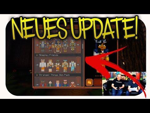 ERSTE Einblicke ins NEUE Update! - Minecraft Konsolen News [#132]