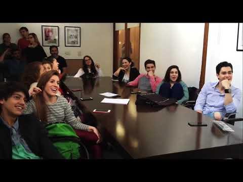 Love Divina - Il cast si diverte guardando il primo episodio