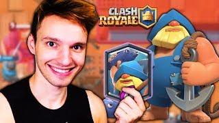 WIR HOLEN UNS DIE NEUE KARTE !! (Clash Royale)
