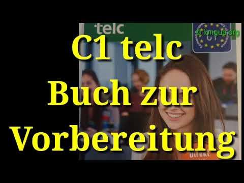 C1 Telc Buch Zur Vorbereitung Der Prüfung Deutsch Lernen Für
