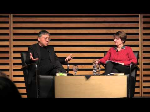 Kazuo Ishiguro | March 17, 2015 | Appel Salon