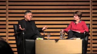Author Kazuo Ishiguro talks about his latest novel with freelance j...
