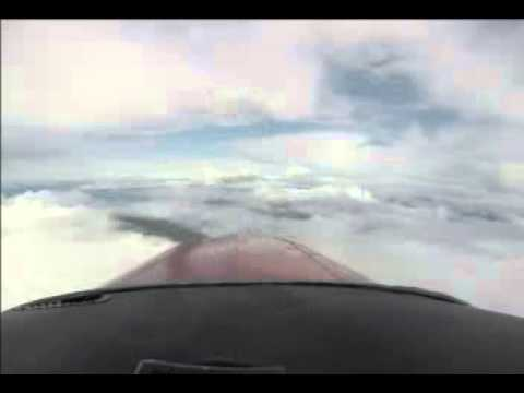 Flying to Denali Peak