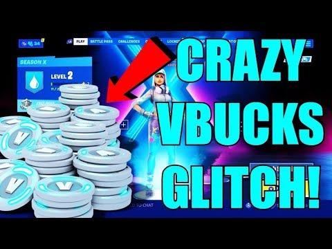 *WORKING* V-BUCKS GLITCH SEASON 10! UNLIMITED V-BUCKS GLITCH! PS4/XBOX ONE/PC FREE V-BUCKS GLITCH!