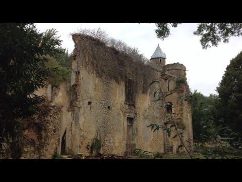 Restauration du château de Cheneru - YouTube