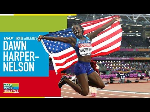IAAF Inside Athletics: Dawn Harper-Nelson - Extended Cut