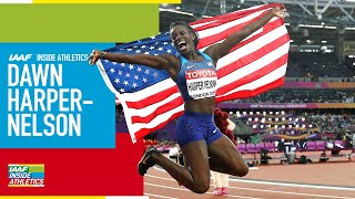 IAAF Inside Athletics: Dawn Harper-Nelson - Extended Cut