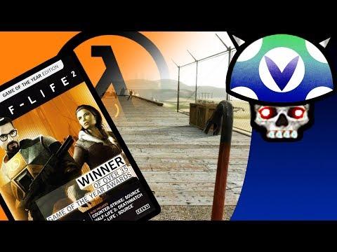 [Vinesauce] Joel - Half Life Marathon: Half-Life 2