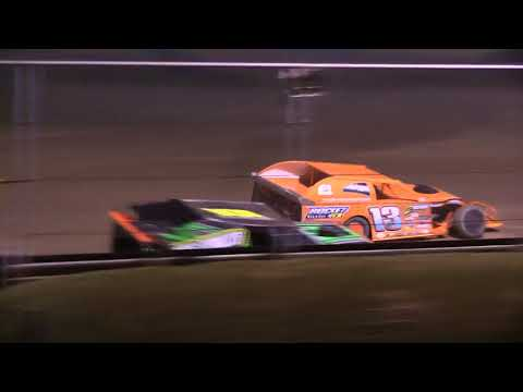 "Ohio Valley Speedway ""Gibby's King Championship"" Modified Feature 9-23-17"