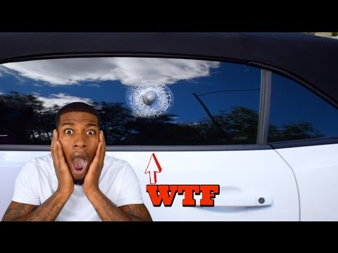 Kids Busted Window April Fools PRANK (Gone Wrong)