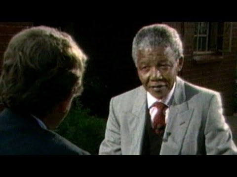 'This Week' Sunday Spotlight: Koppel and Nelson Mandela Interview