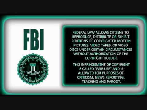 FBI intro