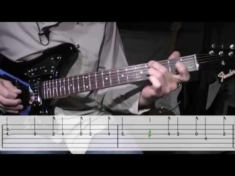 Silhouettes Guitar Lesson