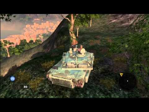 Mercenaries Two 71 Mission, Allies Battle For Caracas