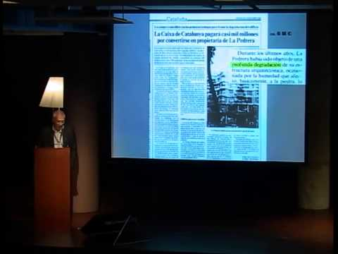 "Keynote Lecture ""Setting the Scene"" – SANTIAGO ALCOLEA BLANCH"