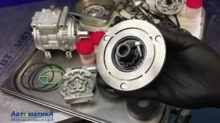 К чему приводят грязные радиаторы. Ремонт кондиционера Hyundai Tucson.