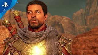 Middle earth  Shadow of War   Desolation of Mordor Launch Trailer   PS4