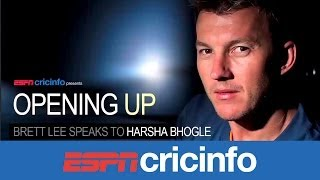 Brett Lee Part 1: 'I lost the will to bowl for five days' | Opening Up