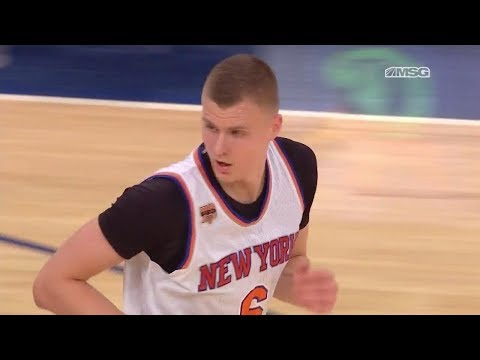 Mike Breen: Knicks Going In Right Direction Building Around Kristaps Porzingis | MSG Networks