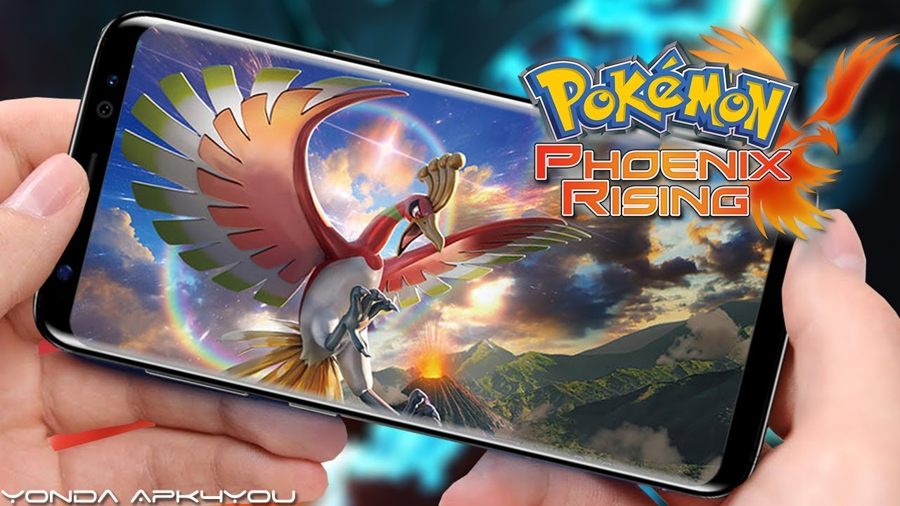 pokemon phoenix rising gba download