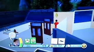 ma maison de luxe sur les sims 3