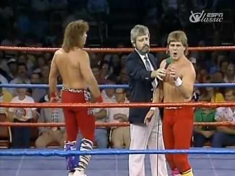 Awa Wrestling On Espn Part 3 Of 4 10 12 1986 Youtube