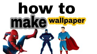 how to make wallpaper on android mobile phone in picsart 2018