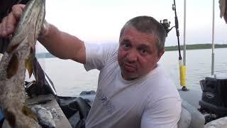 Видео от Игоря Виноградова (г. Мирный) «Вилюйское водохранилище гидропост Дальний»