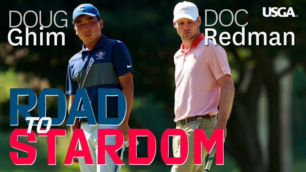 Road to Stardom: Redman and Ghim Go Extra Holes in 2017 U.S. Amateur Final