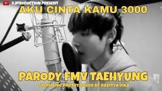F Taehyung I LOVE YOU 3000 by Stephanie Poetri COVER VERS INDONESIA OLEH RADITYA DIKA ily3000