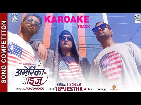 """Nepali Movie - """" America Boys"""" Song Competition  