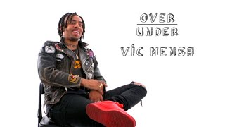 Vic Mensa Rates Garth Brooks, the Spice Girls, and Cinnabon