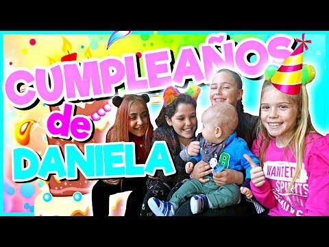 🎂 CELEBRAMOS el CUMPLEAÑOS 🎉 de Daniela de DIVERTIGUAY con mis AMIGAS YOUTUBERS |  🌸 Elashow 🌸