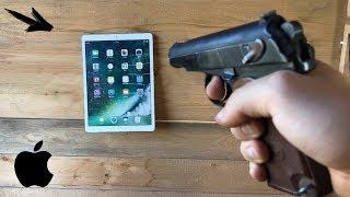 УСТОИТ ЛИ iPad Pro ?