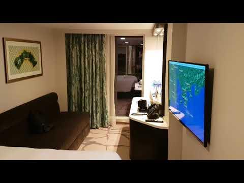 World Dream Cruises Balcony Room 11580