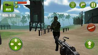 Jungle Commando 3D: Shooter / Android Game / Game Rock