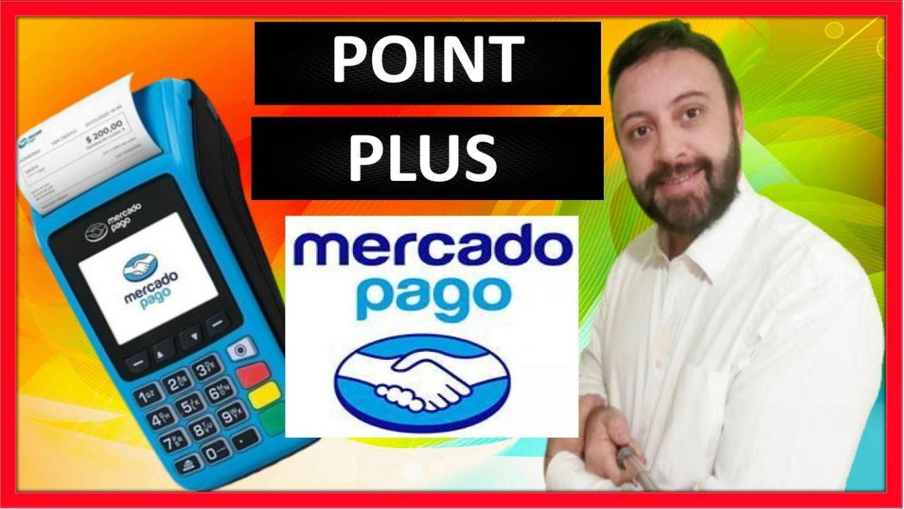 ✅Point Plus de Mercado Pago ✅Acepta todas las tarjetas de credito y debito