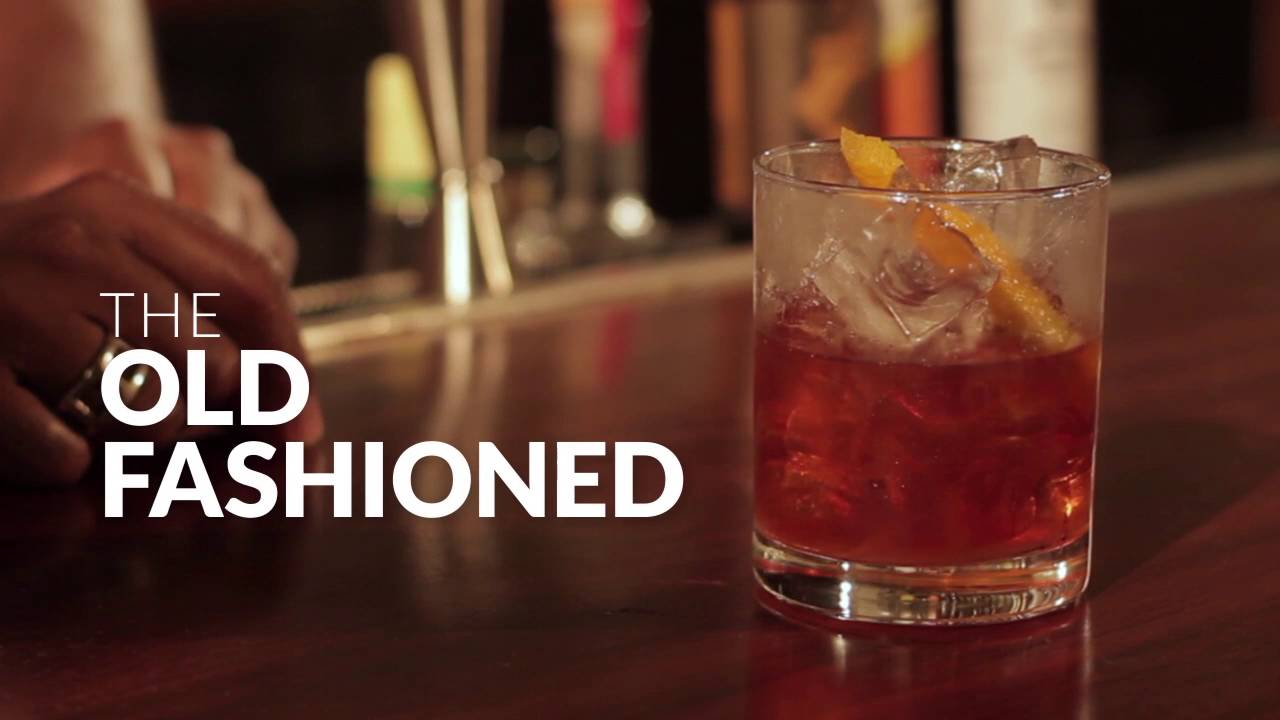 Download Five Four x Hooch Drinks Every Man Should Know How to Make: Old Fashion