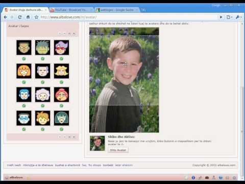 Shqip Ndrysho Avatarin (MP3 Shqip, Video Chat Shqip...)