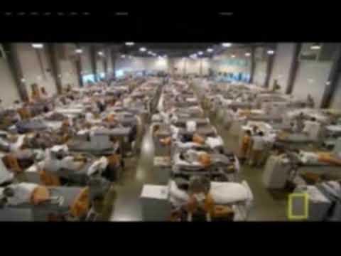 San Quentin Yard