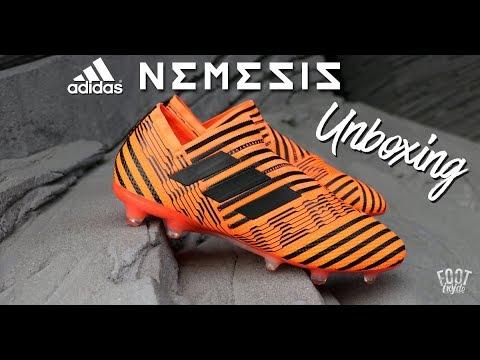 adidas Nemeziz 17+ 360 agility FG Unboxing