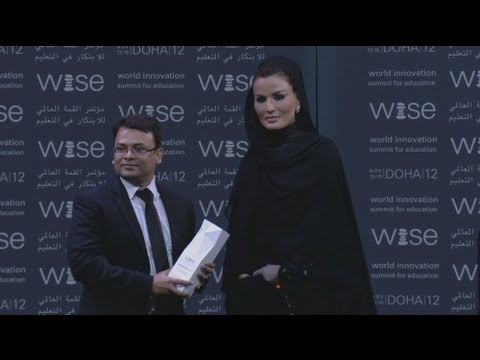 euronews learning world - Doha education summit 'collaborates for change'