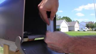 Smart Mailbox - Sensor install for notification of mail delivery.(, 2016-09-14T12:45:06.000Z)