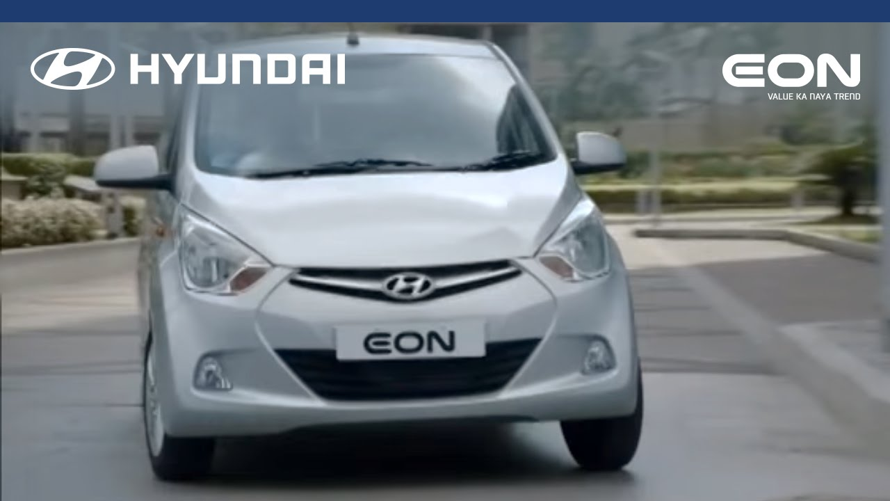 Hyundai Eon India On Television Commercial Tvc
