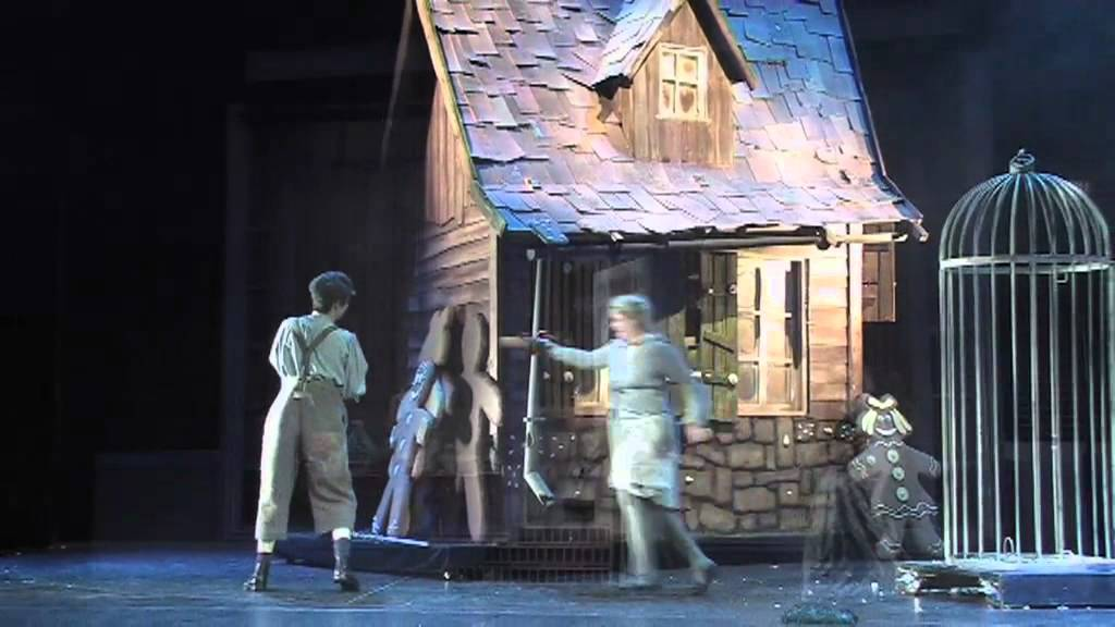 Hänsel und Gretel _ Staatstheater Cottbus